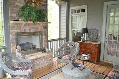 Mountain Home Plan with Garage and Bonus Level - 29826RL thumb - 37