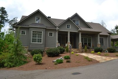 Mountain Home Plan with Garage and Bonus Level - 29826RL thumb - 06