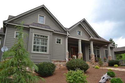 Mountain Home Plan with Garage and Bonus Level - 29826RL thumb - 07