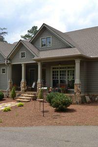 Mountain Home Plan with Garage and Bonus Level - 29826RL thumb - 08