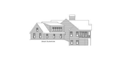 Mountain Home Plan with Garage and Bonus Level - 29826RL thumb - 42