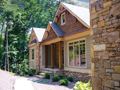 Rustic Style Ranch House Plans