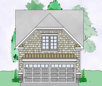 Detached Guest House Plan 29852rl Architectural