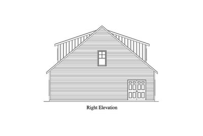 Detached Garage Plan With Office 29867rl Architectural
