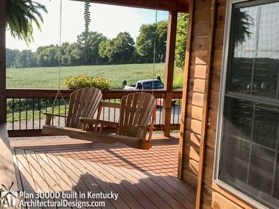 House Plan 3000D comes to life in Kentucky! - photo 014