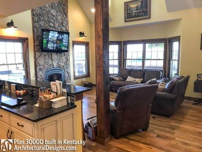 House Plan 3000D comes to life in Kentucky! - photo 018