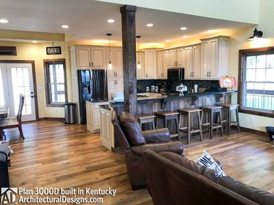 House Plan 3000D comes to life in Kentucky! - photo 019
