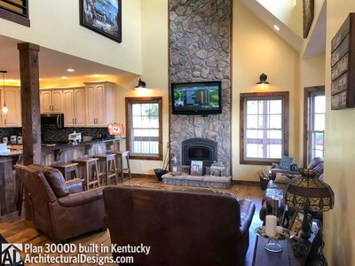 House Plan 3000D comes to life in Kentucky! - photo 020