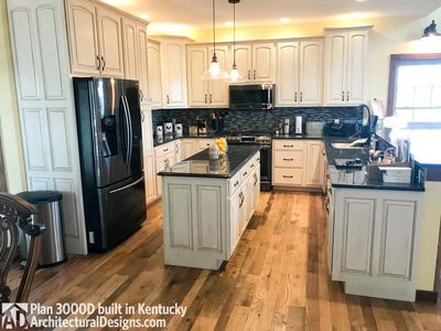 House Plan 3000D comes to life in Kentucky! - photo 022