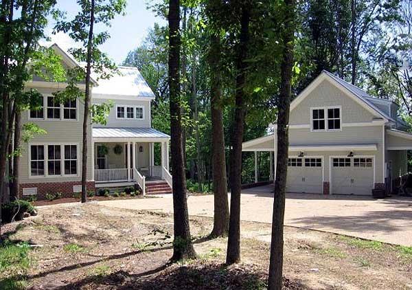 Attractive farmhouse with garage bonus 30013rt 1st for Farm garage plans
