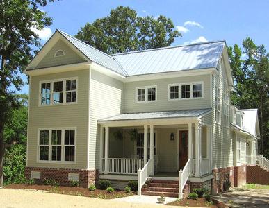 Attractive farmhouse with garage bonus 30013rt 1st for Farmhouse plans with bonus room
