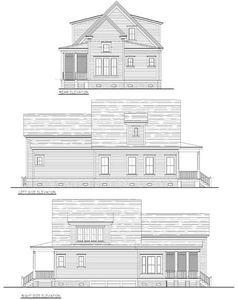 Little Big House Plan - 30016RT thumb - 12