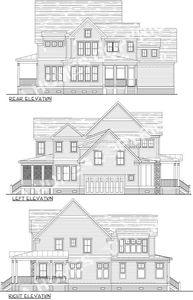 Coastal Victorian Cottage House Plan - 30020RT thumb - 06