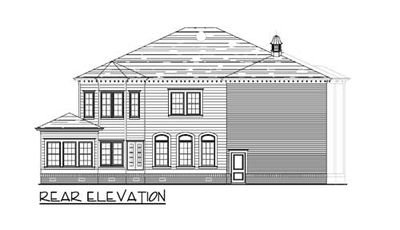 new orleans house plan - 30044rt | architectural designs - house plans