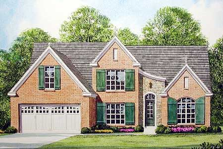 Future expansion space 30713gd architectural designs for House plans with future expansion