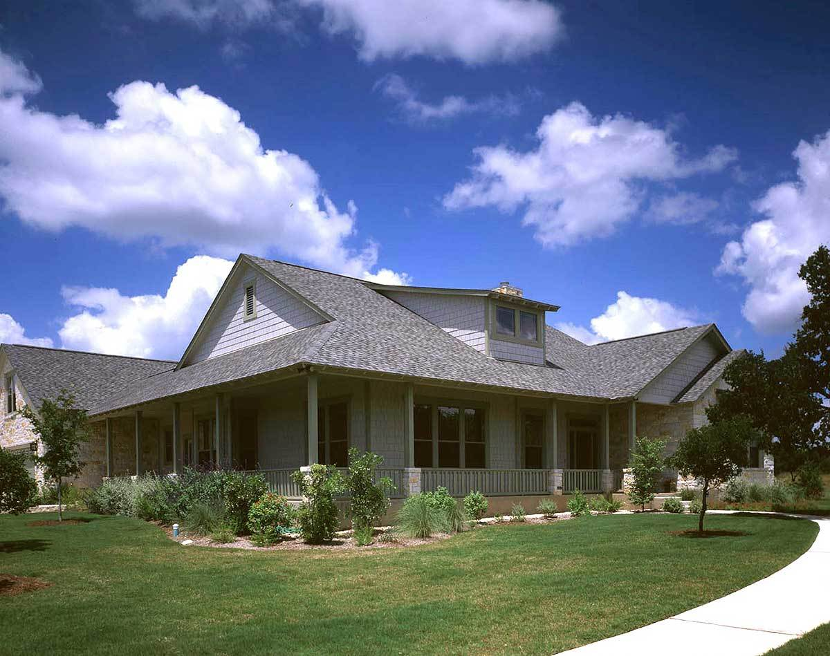 Splendid hill country design 31007d architectural for Hill country home plans