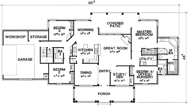 Second Floor Game Room 31028d 1st Floor Master Suite