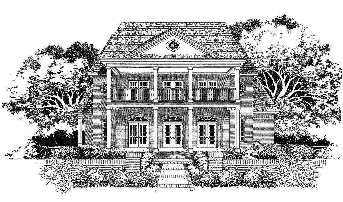 Graceful Living 31045d Architectural Designs House Plans