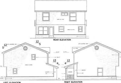 Narrow Lot Traditional House Plan - 31061D thumb - 02