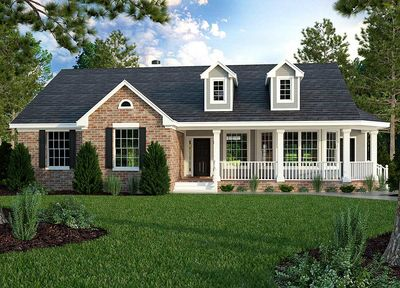 great little ranch house plan 31093d architectural designs