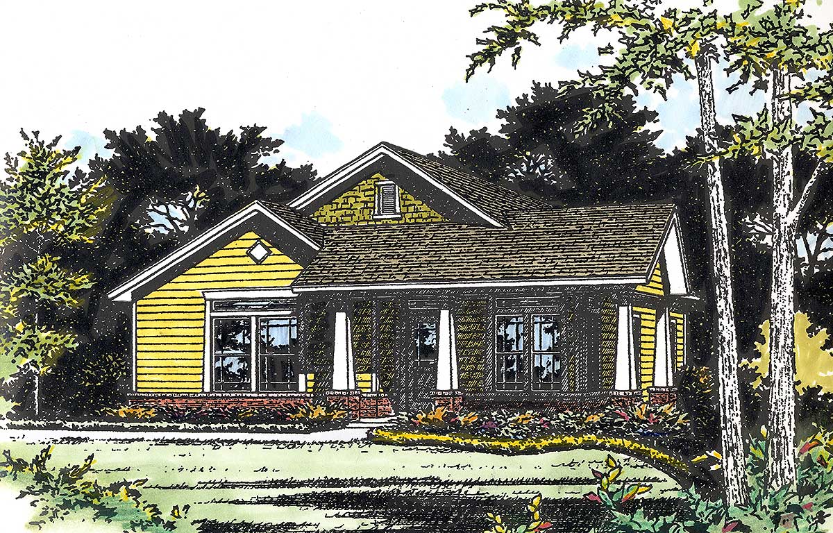 31133d architectural designs house plans for Architecturaldesigns com house plan 56364sm asp