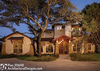 Classy Courtyard Cottage - 31169D thumb - 02