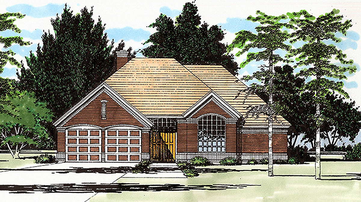 Just the right size 31187d architectural designs for Architectural designs com