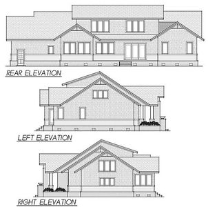 Suburban craftsman house plan 31509gf architectural for Suburban house plans