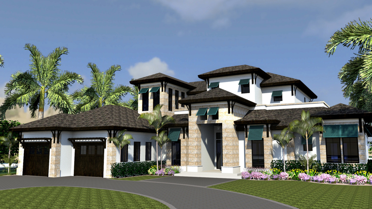 a study on each floor 31823dn architectural designs house plans