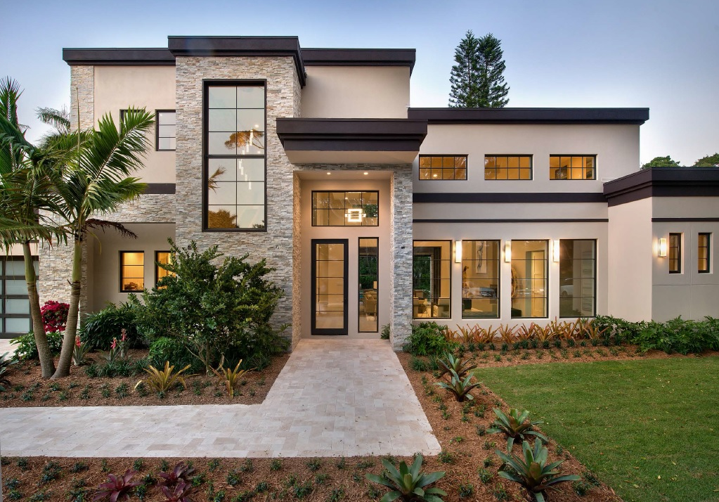 Modern house designs in florida House and home design