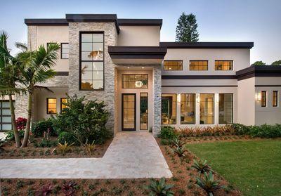 Modern Masterpiece Architectural Designs House Plans