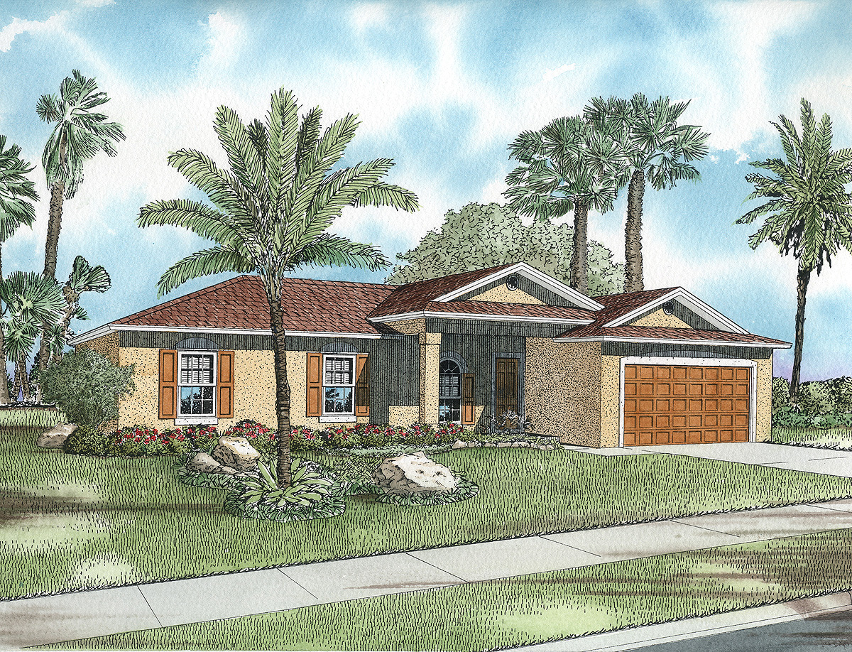 Wide Open Design 32002aa Architectural Designs House