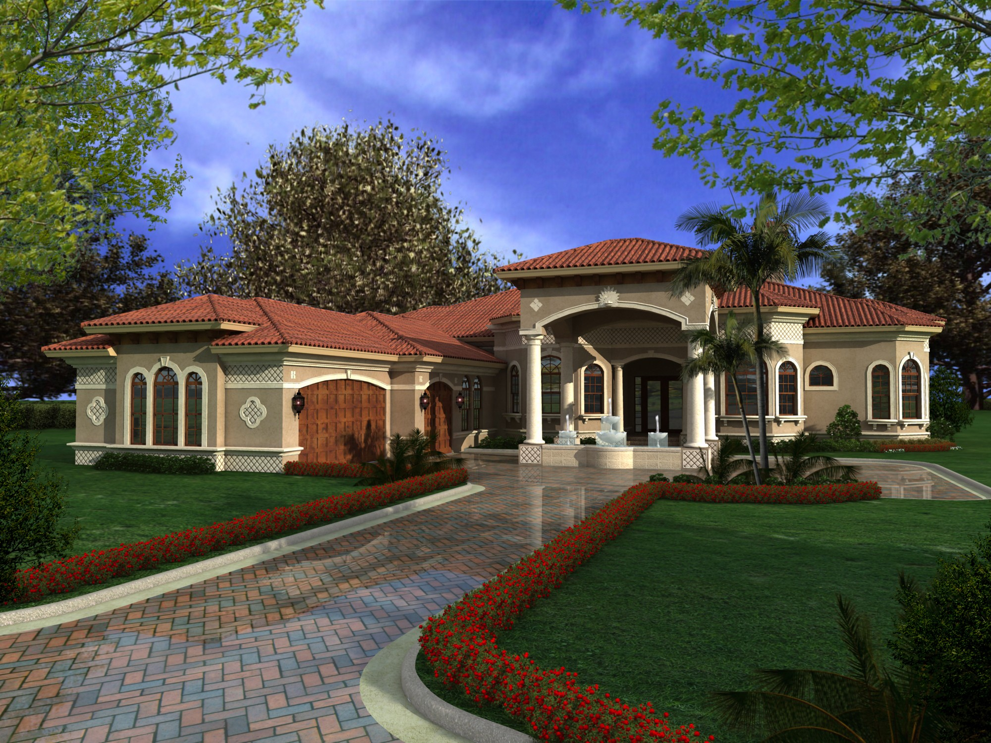 designed for luxury 32067aa florida mediterranean