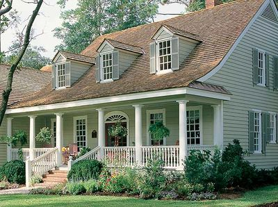 Charming Country Home Plan - 32436WP thumb - 02