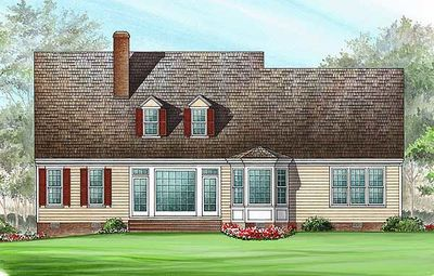 Charming Country Home Plan - 32436WP thumb - 07
