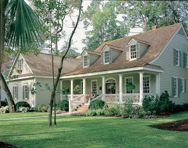 Charming Country Home Plan - 32436WP thumb - 01