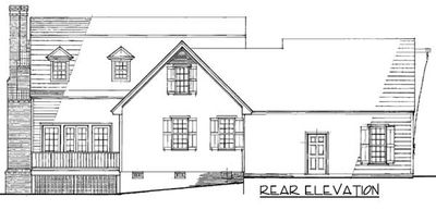 Gambrel With Secluded Master Suite - 32457WP thumb - 02