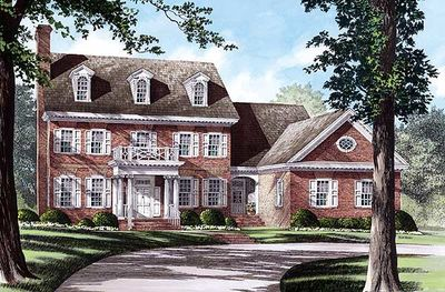 Colonial with Open Floor Plam - 32475WP thumb - 03