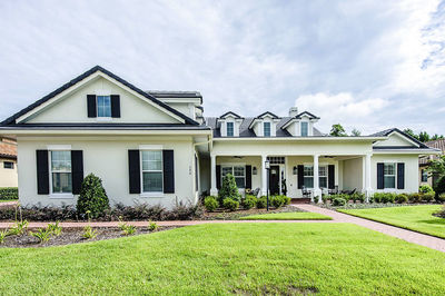 HighEnd Southern House Plan 42837MJ Architectural Designs