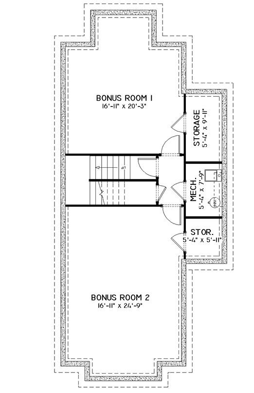 Three bedroom northwest house plan 28904jj for Northwest floor plans
