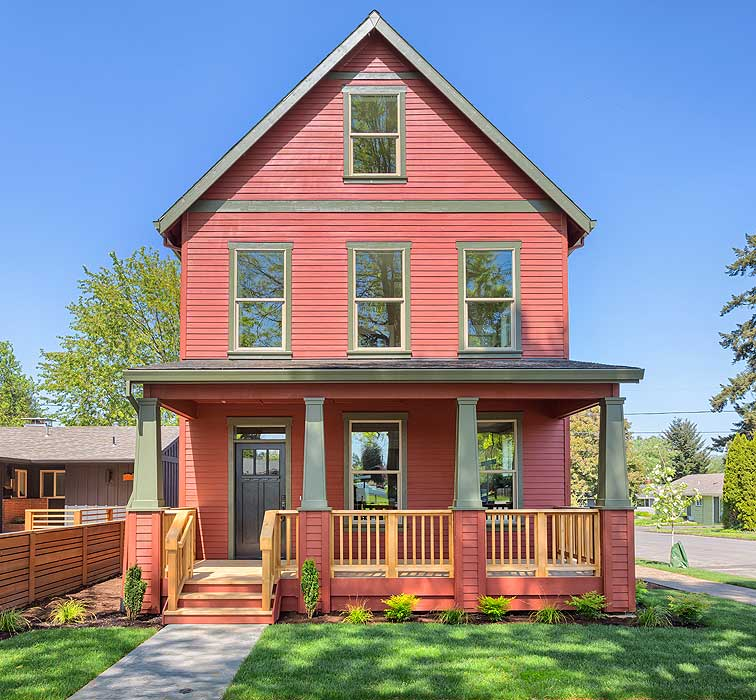 Cottage with 3rd floor loft 69438am architectural for Cottage home plans with loft