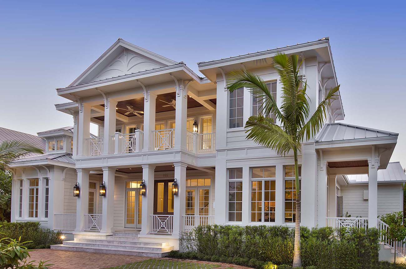 Luxurious Southern Plantation House - 66361WE ...