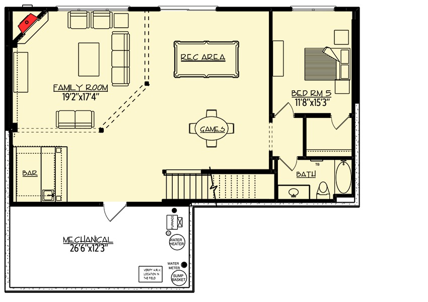 Exclusive Storybook Craftsman House Plan With Optional