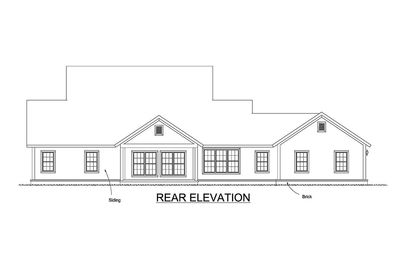 Expanded Farmhouse Plan with 3 or 4 Beds - 52269WM thumb - 02