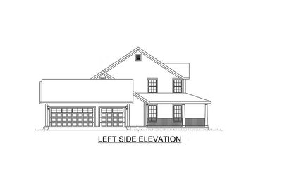 Expanded Farmhouse Plan with 3 or 4 Beds - 52269WM thumb - 03