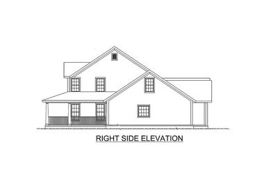 Expanded Farmhouse Plan with 3 or 4 Beds - 52269WM thumb - 04