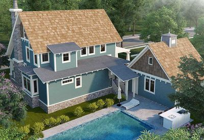 Country House Plan with Lots of Pluses - 12944KN thumb - 02
