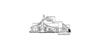 Northwest House Plan with Rustic Touches - 12946KN thumb - 06