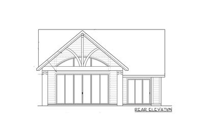 Exclusive Mountain Micro House Plan With 2 Beds   85136MS Thumb   04