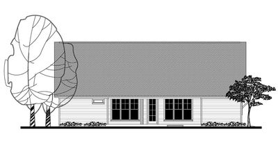 Well-Appointed Craftsman House Plan - 51738HZ thumb - 02